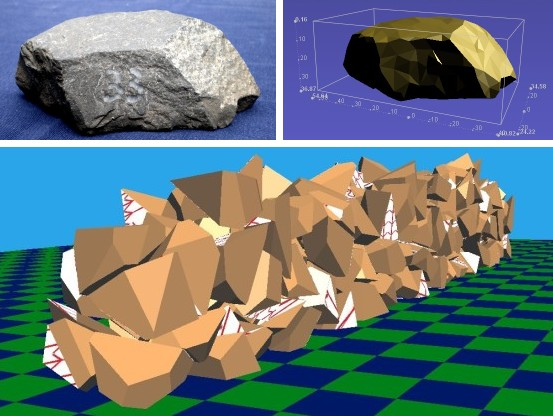 CAMDAC Computer Aided Masonry Design Analysis and Construction